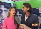 Arjun Rampal, Jacqueline Fernandez wish Team India ahead of India-Pak match (watch video)