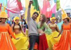 Aambala movie review: Nothing masculine about it