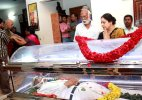 Filmmaker Balachander cremated