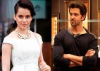 Kangana Ranaut gives a befitting reply to Hrithik Roshan's mean tweet again!