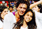 Pics: Shah Rukh Khan celebrates KKR IPL 2014 final win