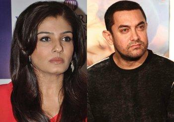 Aamir's 'Andaz Apna Apna' heroine Raveena Tandon asks what he has done for India