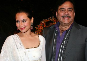 Shatrughan Sinha won't share any frame with daughter Sonakshi in 'Akira'