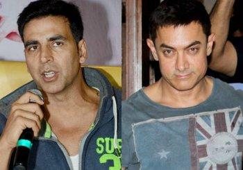 Whoa! Did Akshay Kumar just slam Aamir Khan for his 'intolerance' remark?