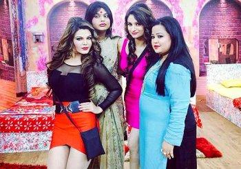 Watch out! Rakhi Sawant-Dimpy Ganguly to make you laugh