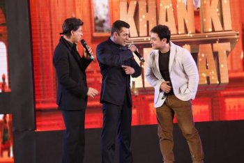 Farah Khan on bringing three Khans- Shah Rukh, Salman and Aamir together
