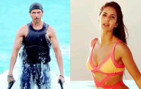 Bang Bang teaser out: Hot Hrithik-Katrina impress with amazing stunts and sizzling chemistry (watch teaser)