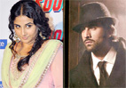 Vidya sees no competition with Ranbir Kapoor