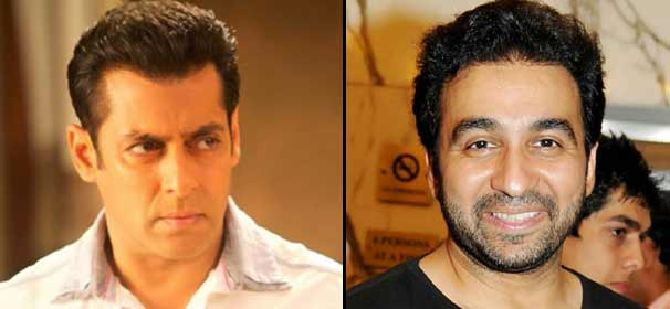Raj Kundra takes a jibe at Salman Khan, banished on twitter (view pics)