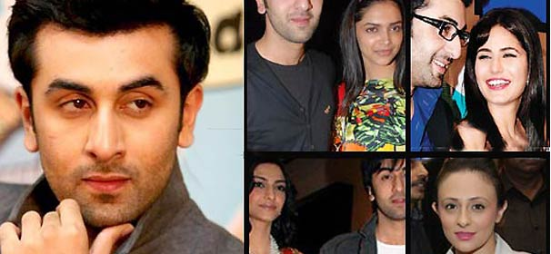 Casanova Ranbir Kapoor: A glance at his love affairs (see pics)