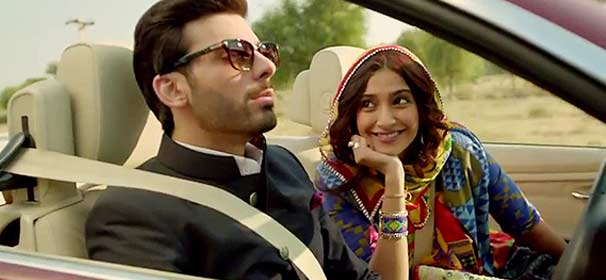 Khoobsurat trailer out: Beware! Sonam Kapoor's overacting, Fawad Khan's under-ac
