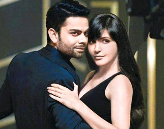 Virat Kohli dating Anushka Sharma!(see pics)