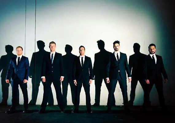 Backstreet Boys to perform for five headline shows