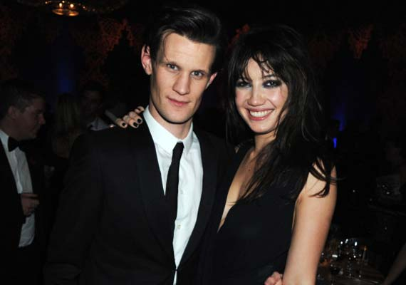 Daisy Lowe back with Matt Smith?