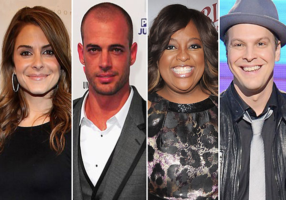 DeGraw, Wagner, Menounos And White All Set For 'Dancing With The Stars'