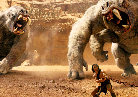 Disney Considers John Carter As Megaflop