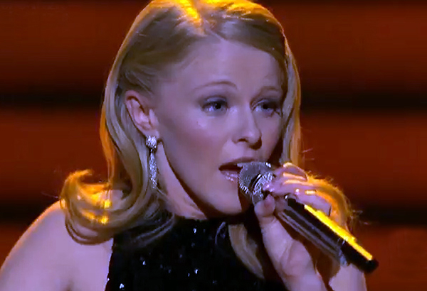Hollie Cavanaugh Fails To Ignite On 'American Idol'