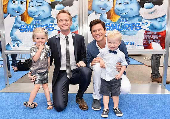Who's my kid among the twins? Neil Patrick Harris indifferent