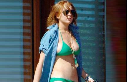 Lindsay Lohan Admits Cocaine Use