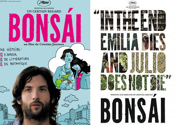 Jimenez Grooms Love, Books And Plants In 'Bonsai'