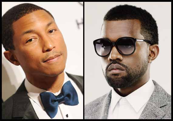 Kanye West 'jealous' of Pharrell Williams&#63