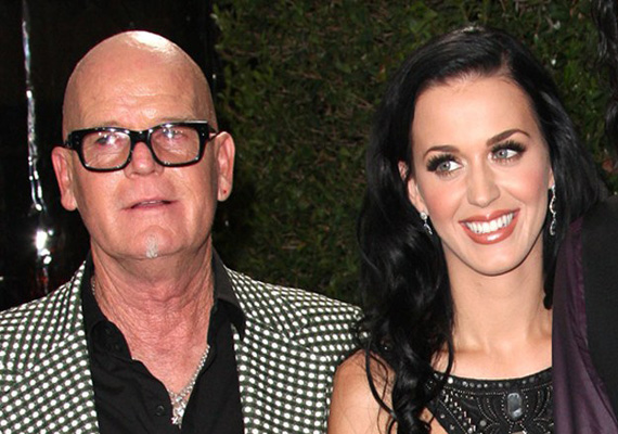 Katy Perry's Father Apologizes For Remarks About Jews