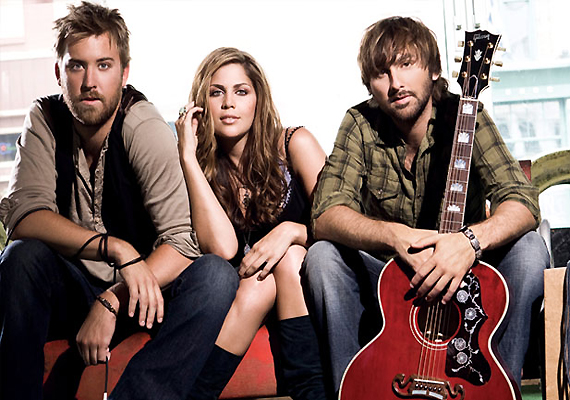 Lady Antebellum Advices First-Time Grammy Nominees