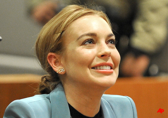 Lohan Gets Freedom, Probation Ends