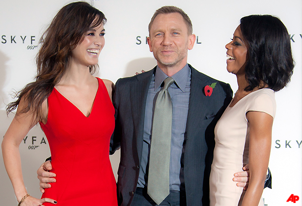 New James Bond Film Titled 'Skyfall'