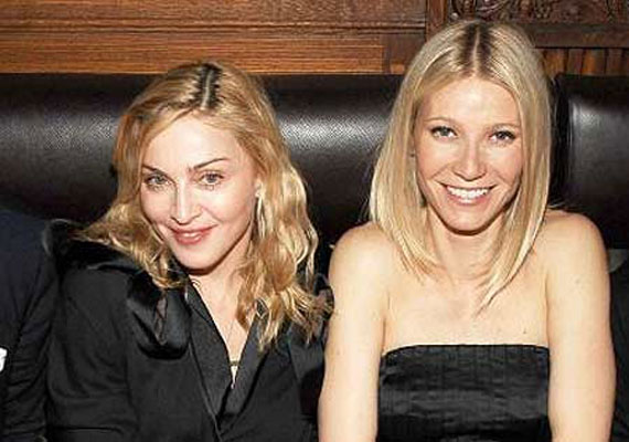 Paltrow no longer friends with Madonna&#63