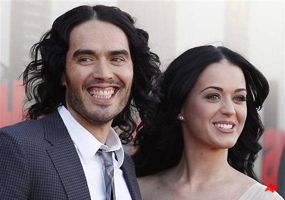 Russell Brand, Katy Perry To Divorce