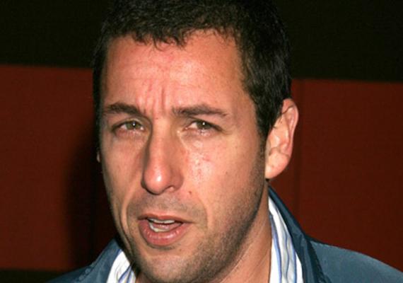 Sandler Sets Razzie Record With 11 Worst-Movie Noms