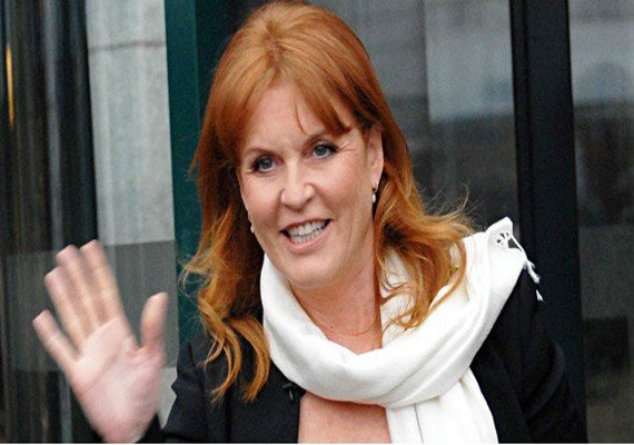 Sarah Ferguson defends Catherine
