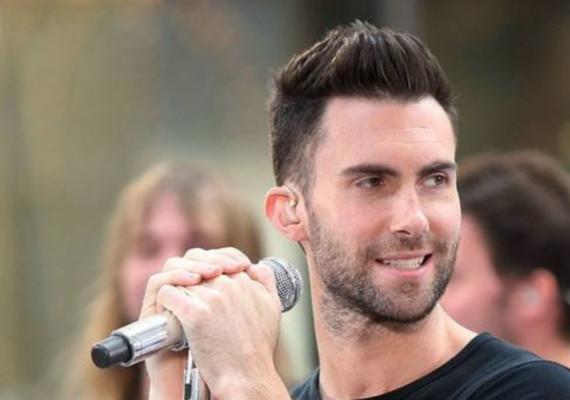 Singer Adam Levine Finds 'Voice' Beyond Maroon 5