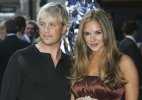 Kian Egan, Jodi Albert want a big family