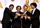 Oscars 2015 roundup: Birdman steals the show with 4 awards