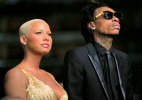 Amber Rose, Wiz Khalifa make peace to co-parent son