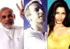 PM Narendra Modi meets Coldplay's Chris Martin, Freida Pinto (see pics)