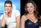 Kelly Brook reveals the 'real' face of Simon Cowell