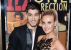 Zayn Malik spotted house hunting with Perrie Edwards