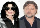 Russell Crowe recalls getting prank calls from Michael Jackson