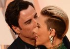 John Travolta isn't creepy, says Scarlett Johansson