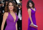 Salma Hayek says no to selfies