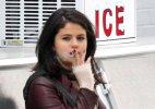 Selena Gomez smokes for new movie
