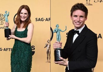 21st annual SAG Awards: And the winners are...