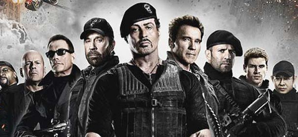 'The Expendables 3' leaked online months before its US premiere