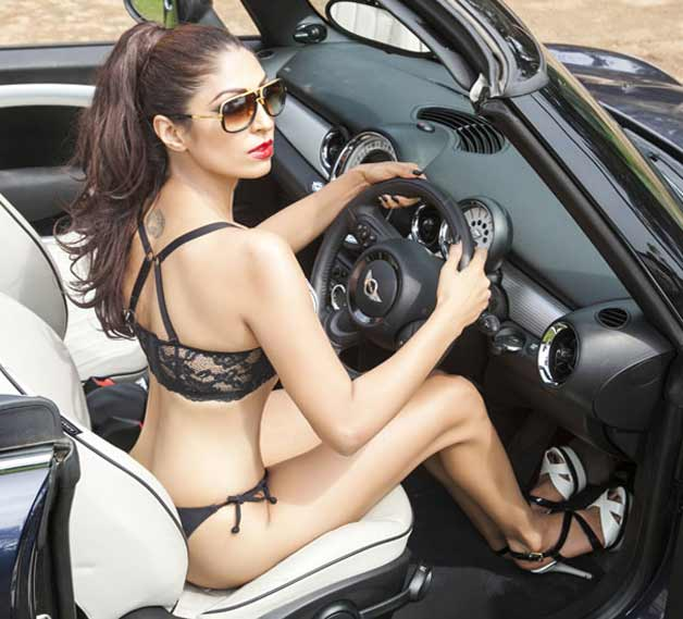Pooja Misrra hot calendar still