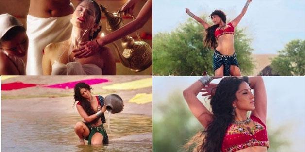 Sunny Leone in Ek Paheli Leela