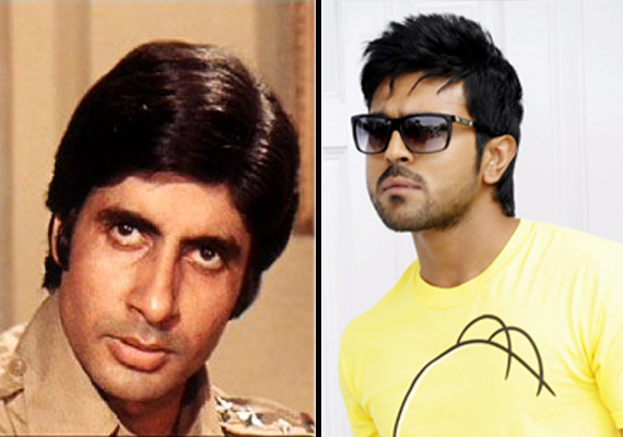 Big B To Do A Cameo With Teja In Zanjeer Remake
