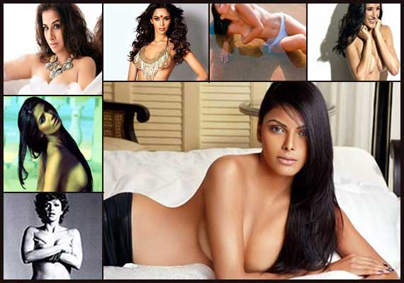 Bollywood babes who've gone nude! (view pics)